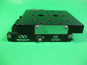 Newport Linear Translation Stage 426 Series Used