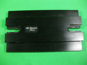 Newport Precision Optical Rail 6 56 L 3 93 W 6 In Scale Prl 6 Used