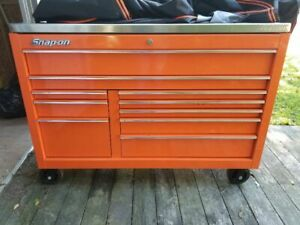 Snap On Tool Box check Description
