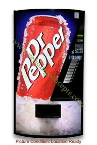 Vendo V407 Drink Vending Machine
