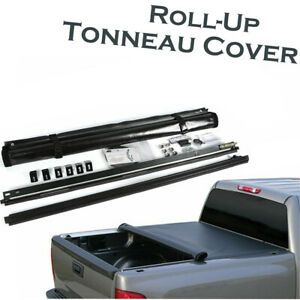 For 2005 2019 Nissan Frontier 6 Ft Bed Lock Roll Up Soft Premium Tonneau Covers