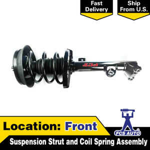 Focus Auto Parts Front 1pcs Suspension Strut And Coil Spring Assembly For C230