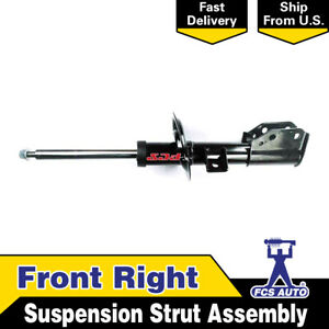 Focus Auto Parts Front Right 1x Suspension Strut Assembly For Chevrolet Equinox