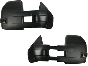 2007 2014 F 150 Led Puddle Light Towing Tow Side Mirrors Left Right Pair Set