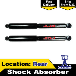 Focus Auto Parts Rear 2pcs Shock Absorber For Mitsubishi Montero Sport