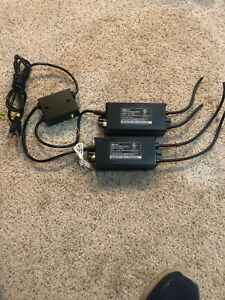 Coolneon Ng ap206gl Dual Transformer Neon Power Supply Used