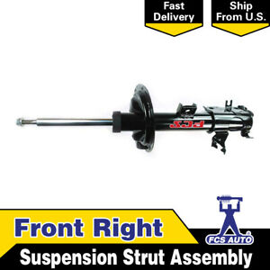 Focus Auto Parts Front Right 1pcs Suspension Strut Assembly For Nissan Murano