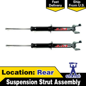Focus Auto Parts Rear 2pcs Suspension Strut Assembly For Honda Prelude