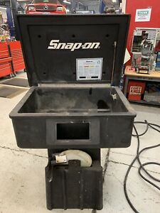 Snap On Heated Parts Washer For Parts Only