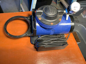 Drive Medical 18600 Suction Pump Portable Home Heavy Duty Aspirator Machine Used