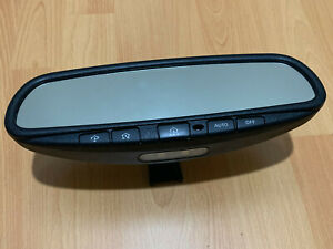 Factory Oem 2003 2006 Chevy Ssr Auto Dim Rear View Mirror Homelink Maplights