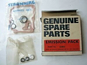 Triumph Spitfire 1970 73 Zenith Stromberg Carburetor Red Emission Pack