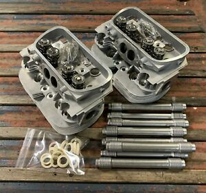 Vw Aircooled 1600 Top End Kit Heads Tubes German Seals