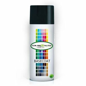 Brown Matte Aerosol Touch Up Paint 12oz For Mitsubishi C41