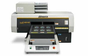 Mimaki Ujf 3042hg Uv Flatbed Printer W Kebab Full Color And Extras Local Pickup