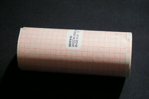 Physio control 100mm Printer Paper 1 Roll Gridded For Lifepak 12 15
