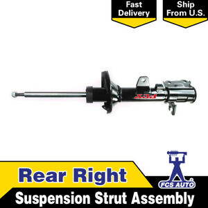 Focus Auto Parts Rear Right 1pcs Suspension Strut Assembly For Hyundai