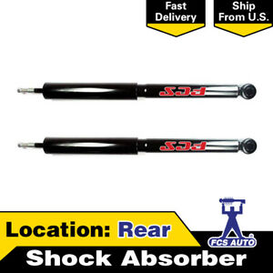 Focus Auto Parts Rear 2pcs Shock Absorber For Toyota Sequoia 2001 2002