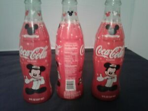 Coca-Cola Classic Celebrate Mickey 75 InspEARration Bottle Limited Edition