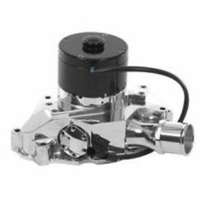 Meziere Wp311u Electric Water Pump 55 Gpm Billet Aluminum For Ford 289 302 351w