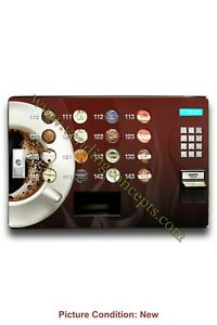 Seaga Ss16 Coffee Vending Machine