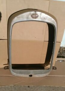 1929 1930 Whippet Grill Shell 29 30