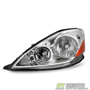 For 2006 2007 2008 2009 2010 Toyota Sienna Halogen Headlight Lamp Lh Driver Side