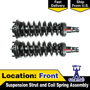 Focus Auto Parts Front 2pcs Suspension Strut And Coil Spring Assembly For 9 7x