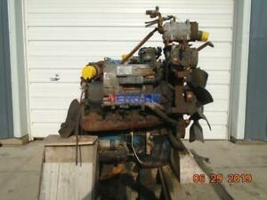 International T444e Engine Complete Good Runner Fam 2nvxh0444anb