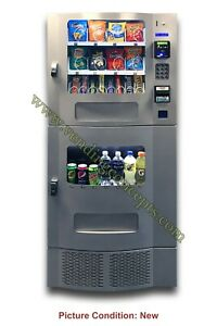 Seaga Sm23 Combo Vending Machine