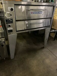 Bakers Pride 251 Pizza Bake Oven Deck type Gas