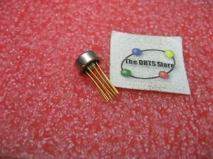 Ml741t Opamp Ic Metal Can 741 Nos Qty 1