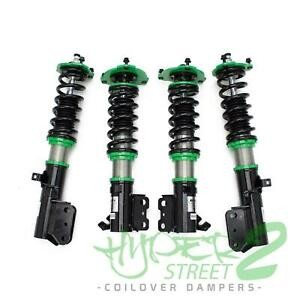Rev9 Power Hyper Street 2 Coilovers Lowering Suspension Kit Toyota Corolla 88 02