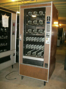 National 146 Snack Candy Vending Machine 4 wide Sale