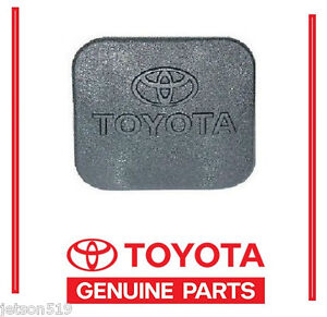 2015 2020 Toyota Tundra Hitch Receiver Cover Protector Plug Trd Oem