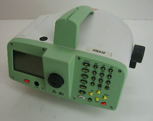 Leica Dna10 0 9mm Percision Digital Level For Surveying One Month Warranty
