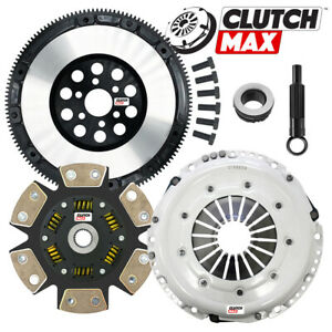Stage 3 Performance Race Clutch Kit solid Flywheel For 97 05 Audi A4 1 8t B5 B6