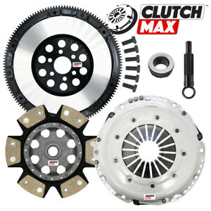Stage 4 Performance Race Clutch Kit solid Flywheel For 97 05 Audi A4 1 8t B5 B6