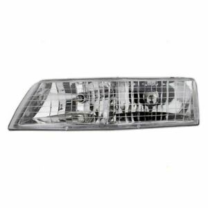 95 97 Mercury Grand Marquis Headlamp Assembly Lh Driver Side