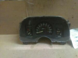 Speedometer Cluster Fits 1992 Pontiac Sunbird Without Tacometer Or Trip Odometer
