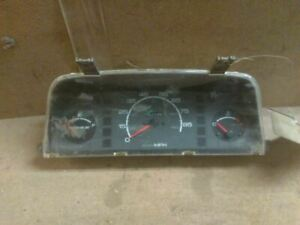Speedometer Head Only Fits 1990 Geo Metro Canada Built W O Tach Exlcude Lsi