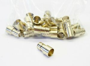 lot Of 25 F1960 5 8 Brass Expansion Lf Pex Fitting Female Sweat Adapter