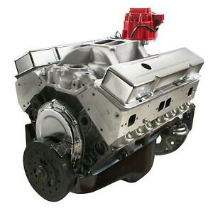 Blueprint 383 Small Block Chevy Sbc Stroker Roller Crate Engine 430hp 450ftlbs
