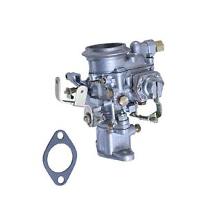 Omix ada 17701 02 F head Carburetor 55 71 Jeep Cj3 Cj5 Cj6 Willys Solex 134 Ci