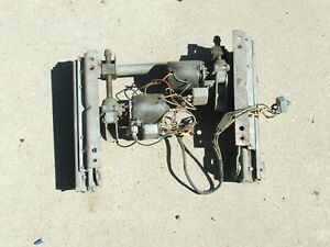 1958 60 Ford Thunderbird Power Seat Assembly Track Switch Motor