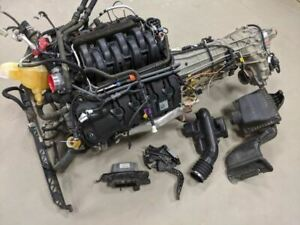 2015 F150 5 0 Engine Coyote Liftout 6r80 4x4 Tcase Swap Complete 63k Miles Video
