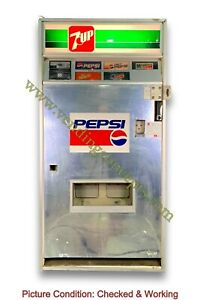 Vendo 125 Drink Vending Machine