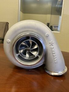S478 Turbo W Billet Compressor Intake Wheel Upgrade Isx Turbocharger