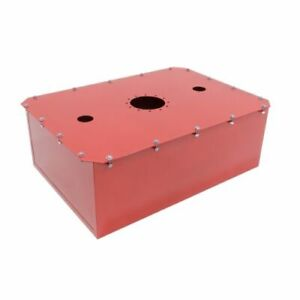 Jaz 897 016 06 Fuel Cell 16 Gallon Can 26 X 18 X 10 In Tall Steel Red