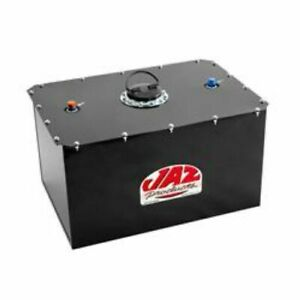 Jaz 270 012 01 Fuel Cell Pro Sport D ring Steel Container 12 Gallons Foam Black